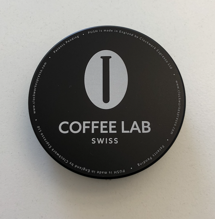 PUSH Tamper - Coffee Lab - 58.50mm