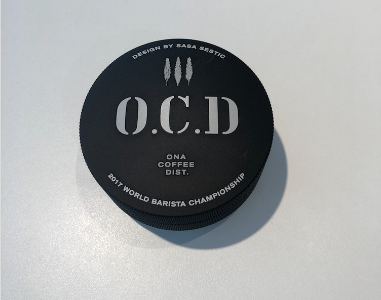 ONA Coffee Distributor OCD V2