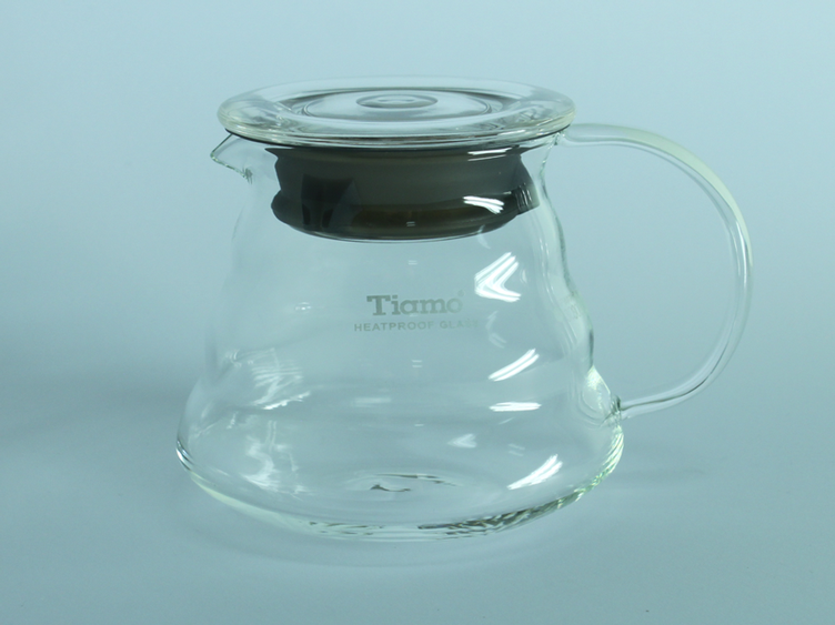 Tiamo - V60 02 Glasserver 360ml