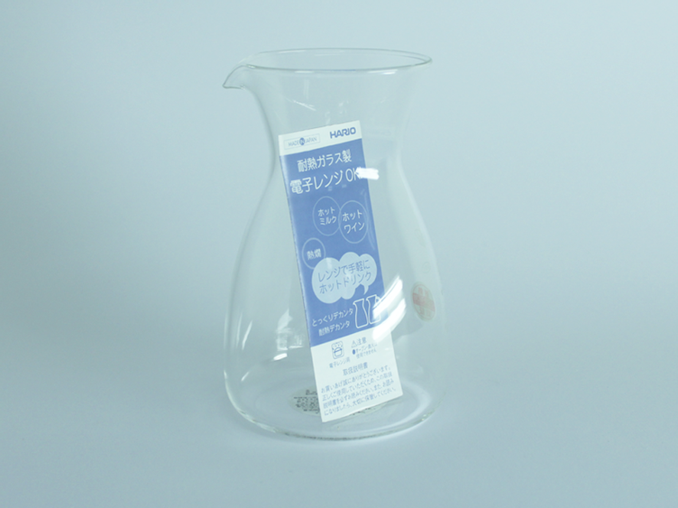 Hario - Glasdekanter 400ml